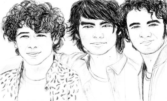 Jonas Brothers by GarryWay